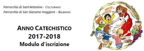 catechismo2017