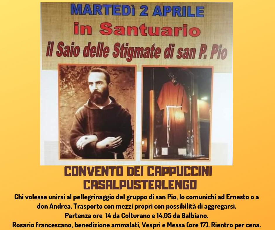 san Pio 2019