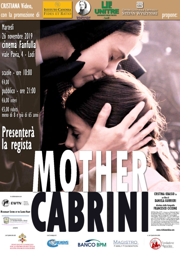Film Mother Cabrini A4 05
